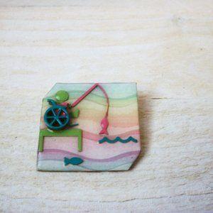 Lucinda Little People Fun Fishing Pins 113016
